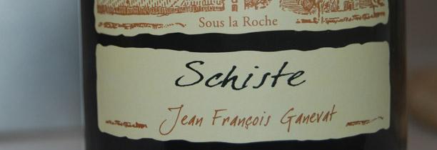 Schiste 2004 – Jean-François Ganevat – Jura