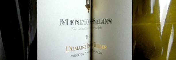 Val de loire amicalement vin - Menetou salon teiller ...