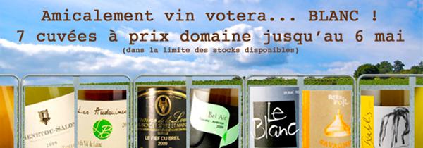 Indécis pour ce week-end ? Votez blanc… de Loire, du Languedoc, du Jura…