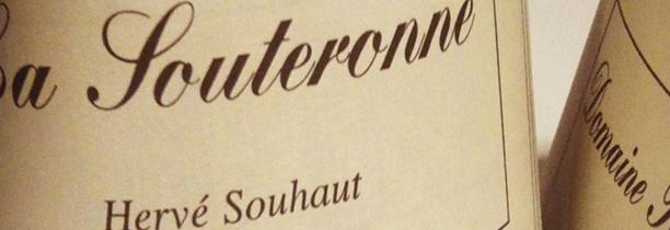 La Souteronne d'Hervé Souhaut