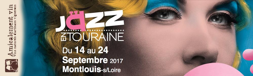 Amicalement vin ouvre son bar à vin au festival Jazz en Touraine à Montlouis sur Loire !