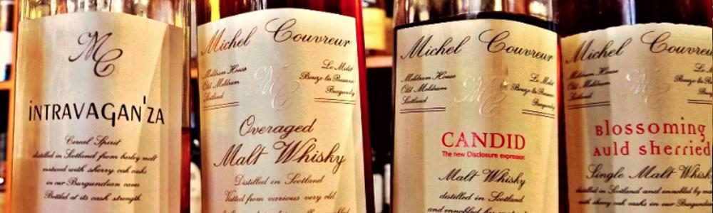 Soirée dégustation des Whiskies Michel Couvreur – Jeudi 29 novembre 2018